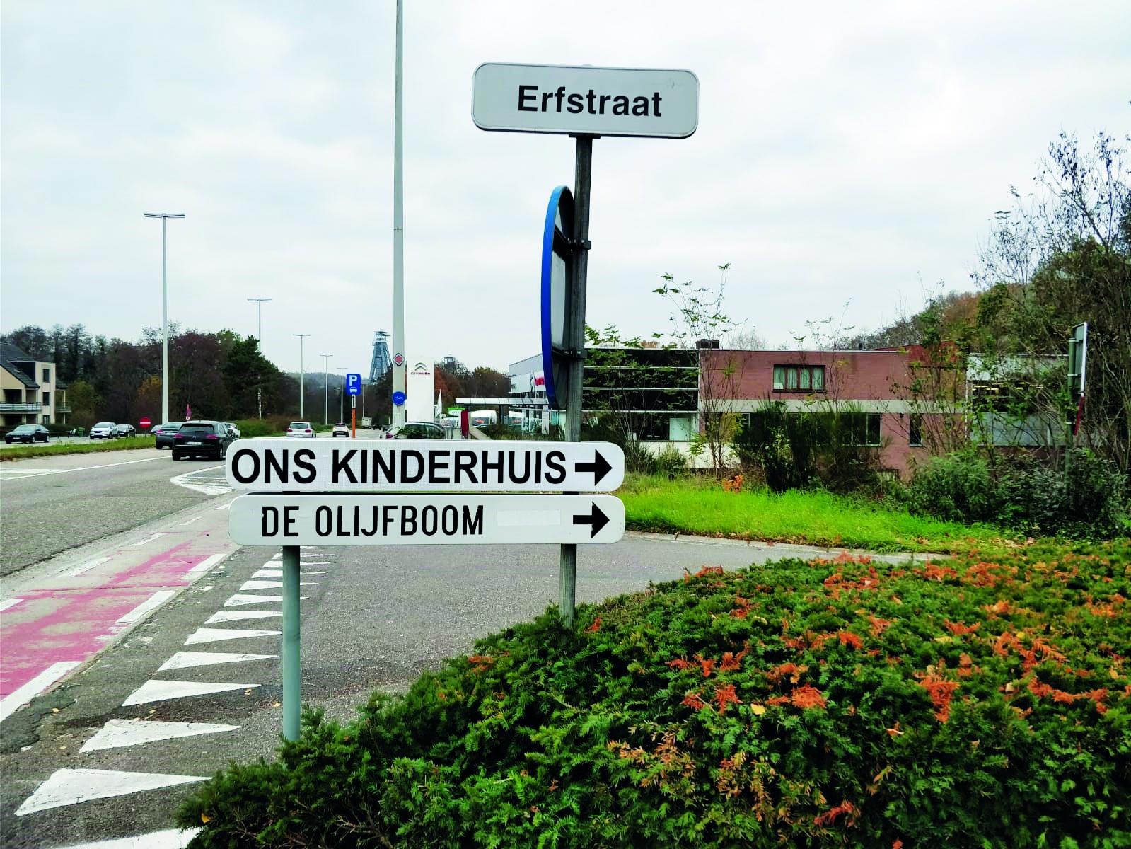ons kinderhuis wegwijzer genk OKH